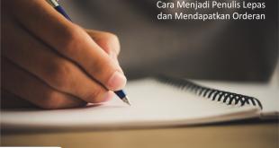 Cara menjadi penulis lepas