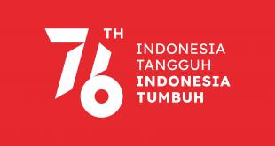 Logo HUT RI 2021