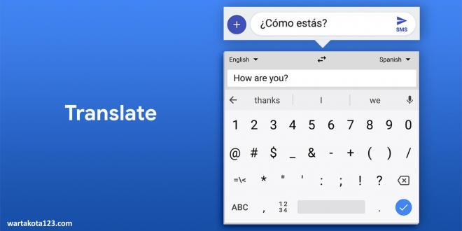 Aplikasi Keyboard Android Terbaru