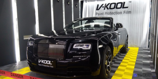 Paint protection mobil