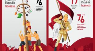 Poster HUT RI 2021