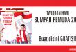 Twibbon Hari Sumpah Pemuda 2021
